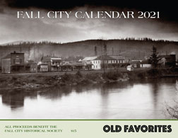 Fall City Historical Society 2021 Calendar Cover