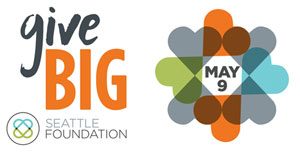 GiveBIG on May 9