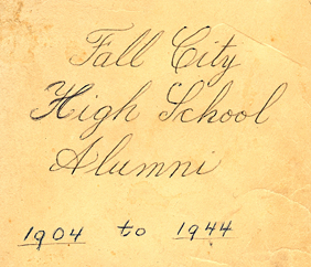 The Fall City High School Alumni Association